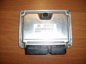 ECU 038906012BE VW LUPO 1.7